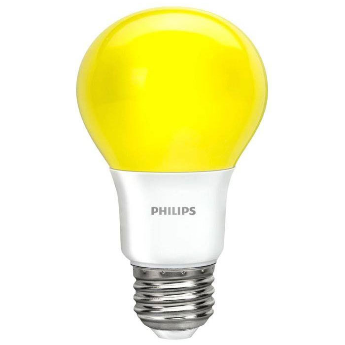 Philips Yellow Bug A19 Led Lamp