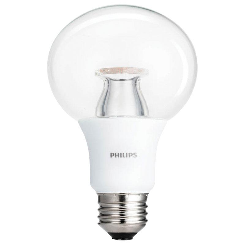dimmable g25 led globe light bulb 7w. Black Bedroom Furniture Sets. Home Design Ideas