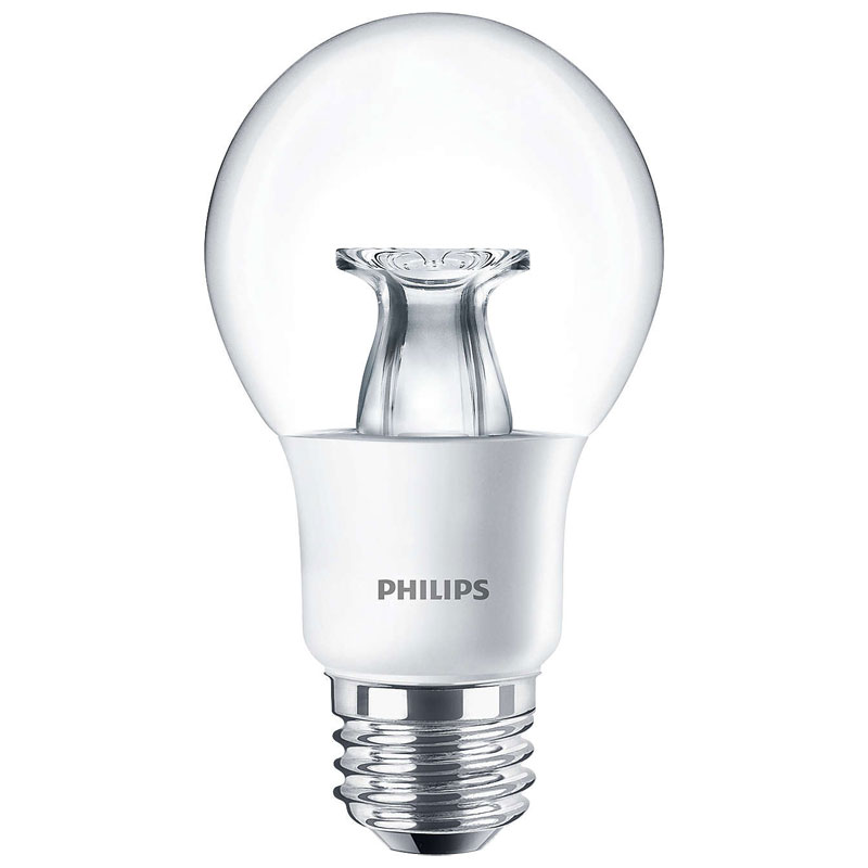 Dimmable Soft White A19 LED Light Bulb