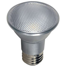 PAR20 Dimmable LED Floodlight Bulb - 9W