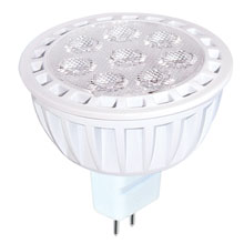 Dimmable MR16 LED Floodlight Bulb - 6.5W 501823