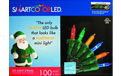 100 LED Smart Multi Color Glow Light Set - 902896