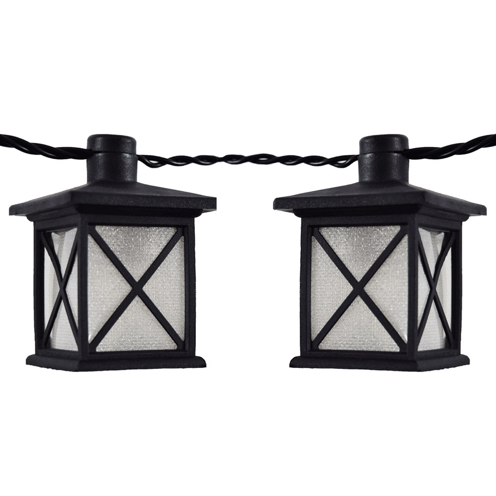 Classic Lantern LED String Lights