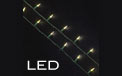 60L LED Light Strand - Traditional Style - Warm White - GC1706140