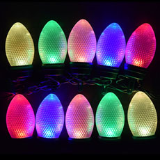 Multi Function/Motion LED Lights