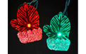 Red/Green LED Mitten Light Set - UL1708