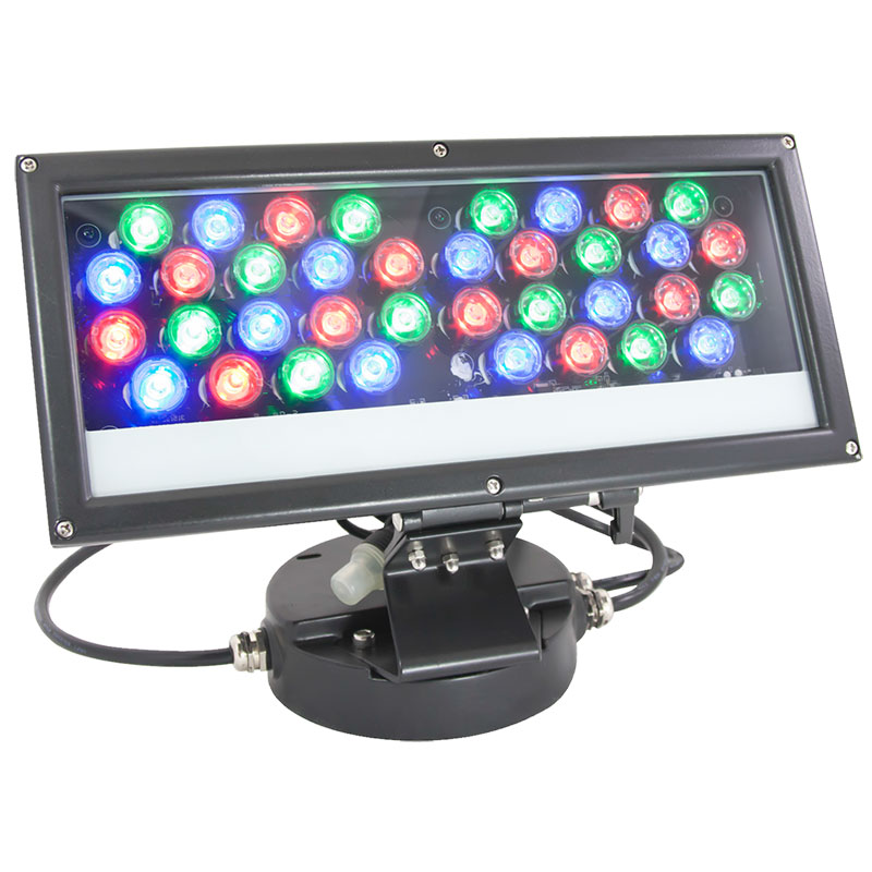 RGB LED Array Wall Washer