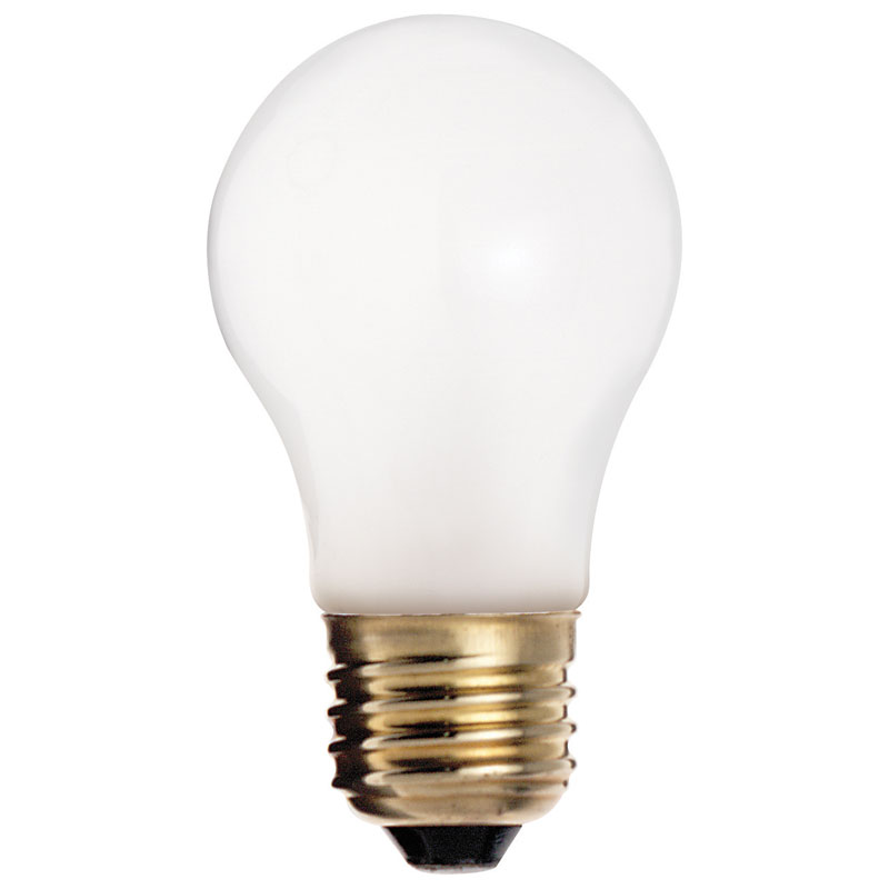Frosted A15 Appliance Light Bulb - 40 Watt