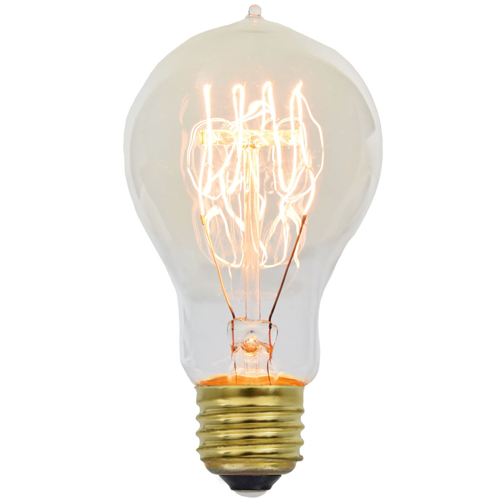 Vintage Nostalgic Party Light Bulb 25w A19