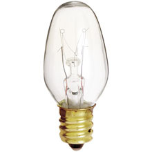 C7 4W Night Light Bulb
