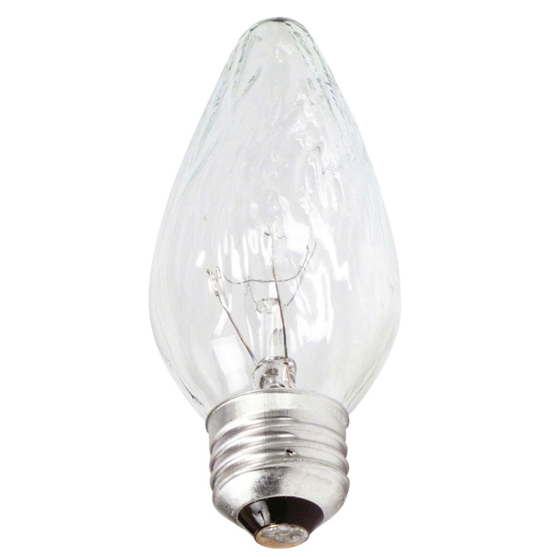 Auradescent 40W Flame Light Bulb