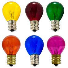 Multi Color Light Bulb Pack