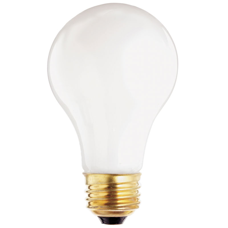 60W A19 Incandescent Light Bulb
