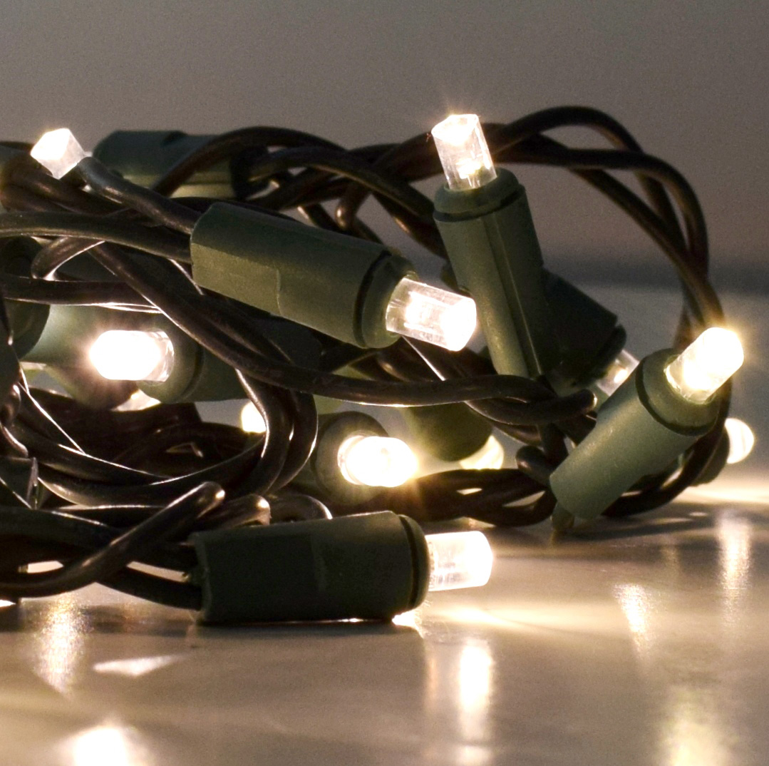 Garland Style String Lights : led garland - 28 images - led bulbs led garland string light outdoor, led lighted white wrapped ...