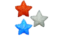 Red White & Blue Star Lights - 10 Count - 800012