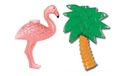 Flamingo & Palm Tree Party String Lights - 836301