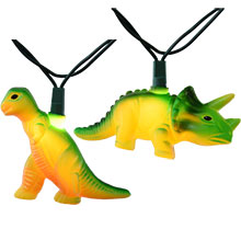 Dinosaur Novelty String lIghts