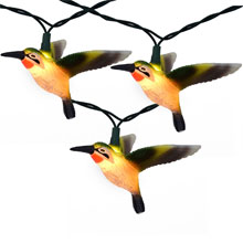 Hummingbird String Light Set