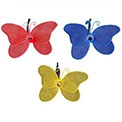 Mesh Butterfly Red/Yellow/Blue String Lights - 836648