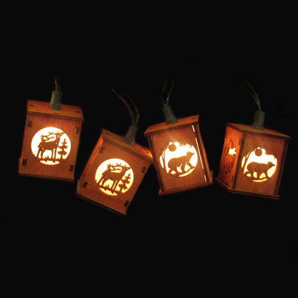 Designer Party Lights, Designer String Lights & Metal String Lights - Decorative Lighting ...