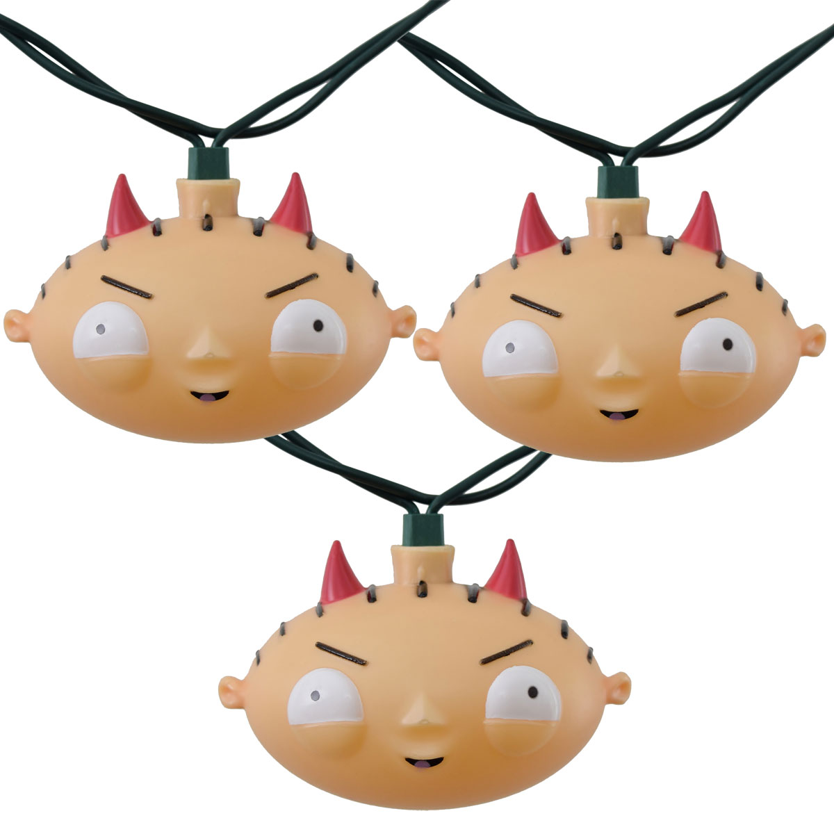 Family Guy Devil Stewie String Lights - 10 Lights