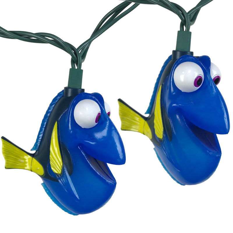 Disney's Finding Dory Licensed Party String Lights