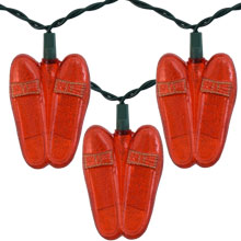 Wizard of Oz Ruby Slipper Novelty String Lights