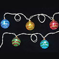 LED Party Ball String Lights - GC1706450