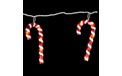 Candy Cane Party String Lights - UL1264