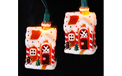 Gingerbread House Party String Light Set - UL4227