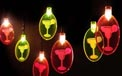 Paradise Nights Margarita Silhouettes Party String Lights - 440804