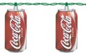 Coca Cola Soda Can Party String Lights CC0748