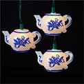 Teapot Party String Lights - UL4257