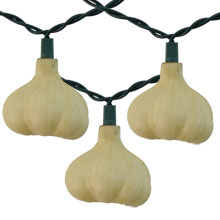 Garlic Party String Light Set