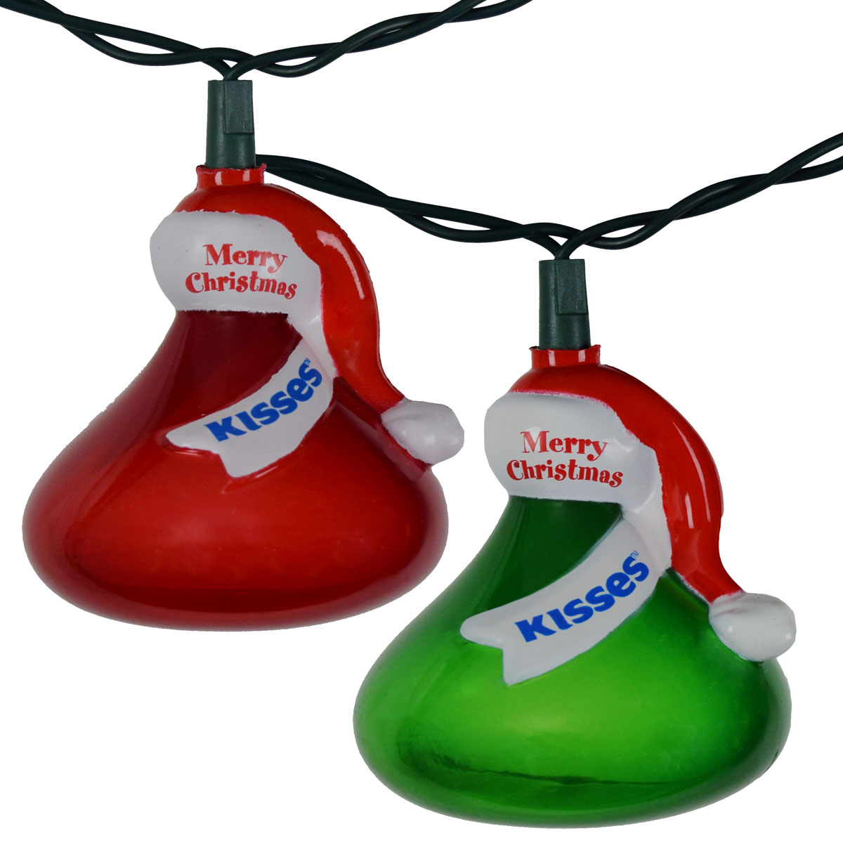 Hershey's Kisses Christmas Party String Lights