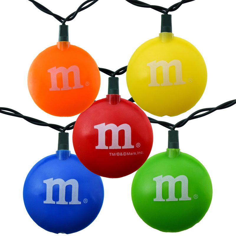 M&M'S Party String Lights