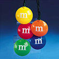 M&M'S Party String Lights - MM0121