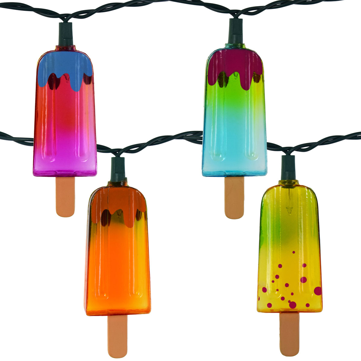 Popsicle Party String Lights