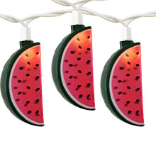 Watermelon Party String Lights