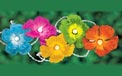 Hibiscus Flower Party String Lights - AI-0806