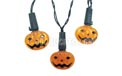 LED Halloween Pumpkin Party String Lights - 100 Lights ML-55562