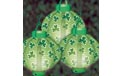St. Patrick's Day Shamrock Lanterns - Set of 3 AI-0860