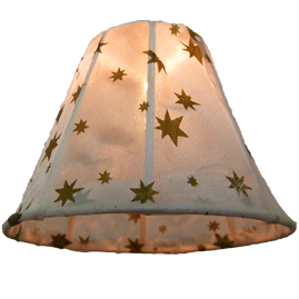 Star Shade Lamp Shade Lantern Party String Lights