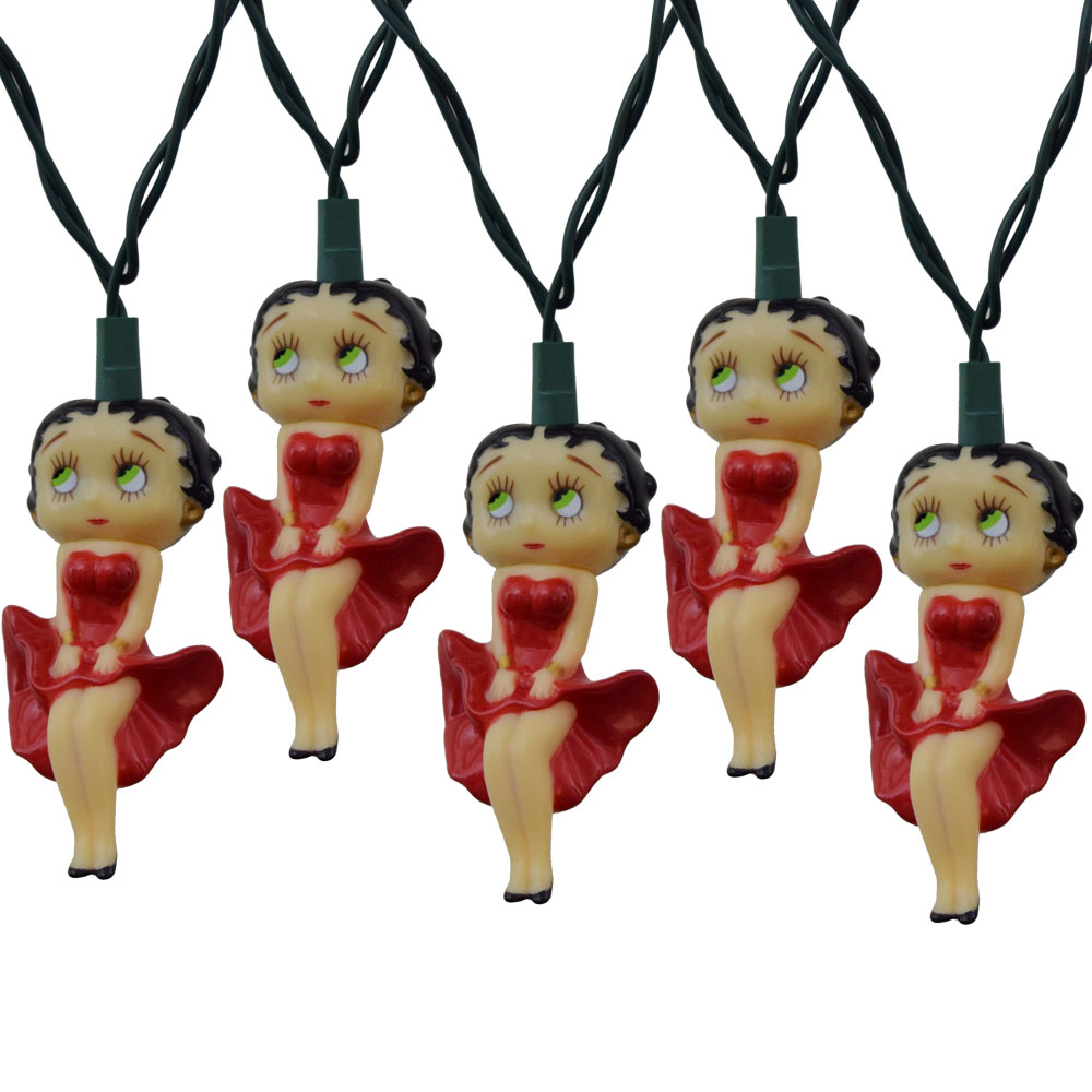 Betty Boop Lights