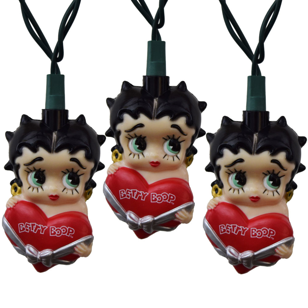 Betty Boop String Lights