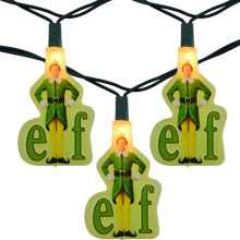 Elf the Movie Party String Lights