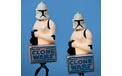 Star Wars Clone Wars Storm Trooper Party String Lights - SW9102