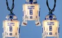 Star Wars R2D2 Party String Lights - SW9901