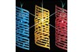 Colorful Metal Spiral Party String Lights - 836652