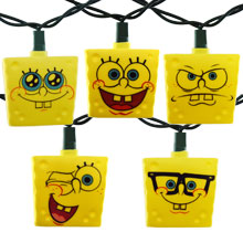 Sponge Bob Party String Lights